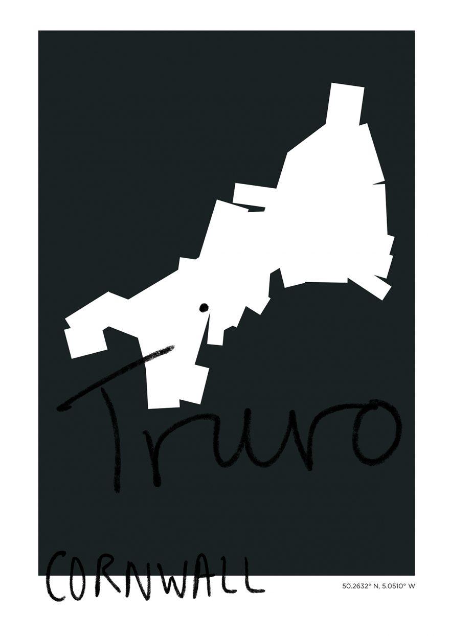 Truro Map