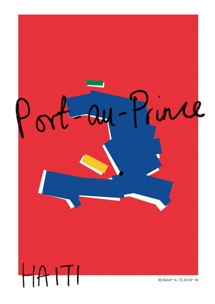 Port-au-Prince Map