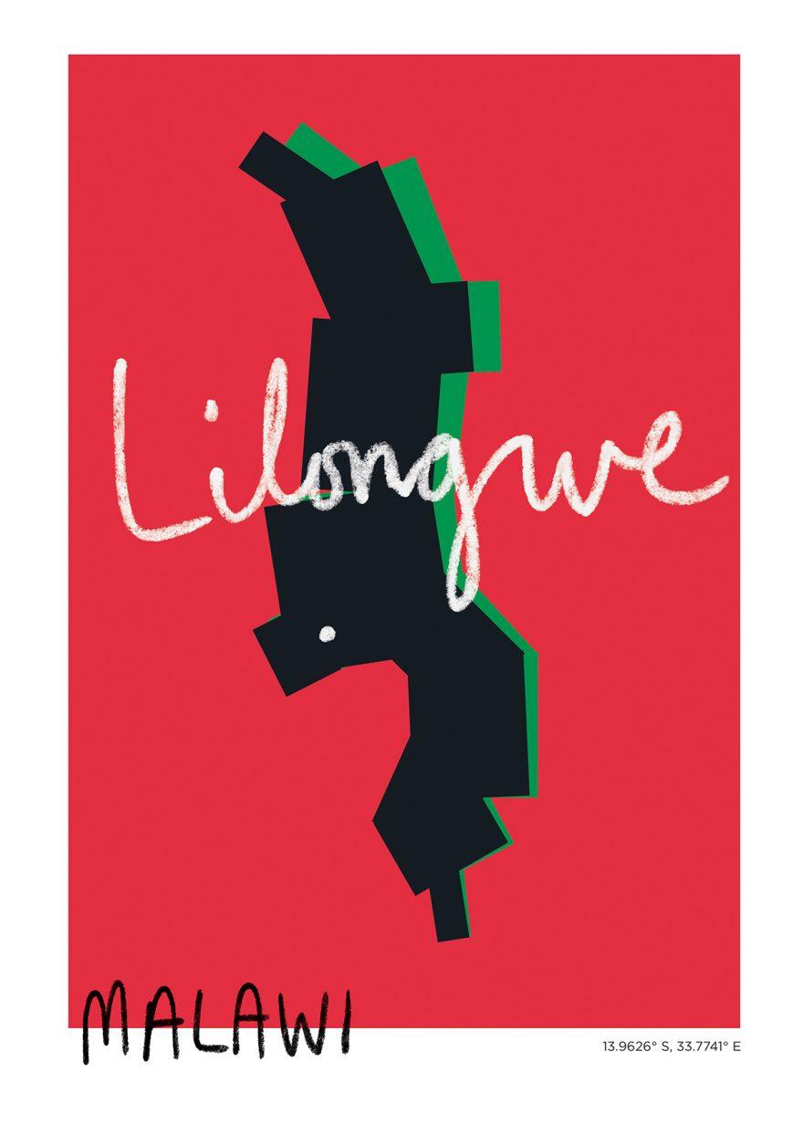 Lilongwe Map