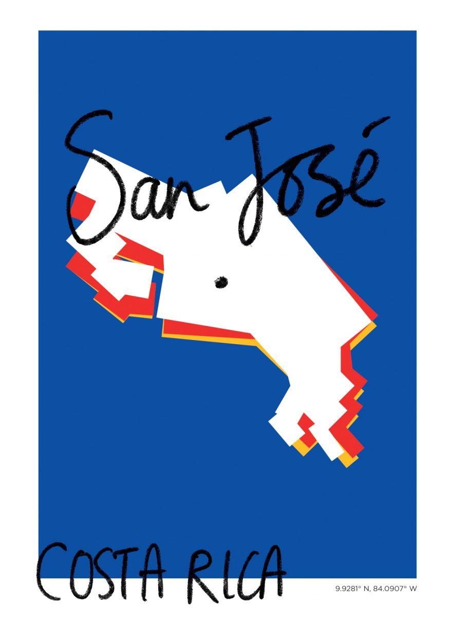San José Map