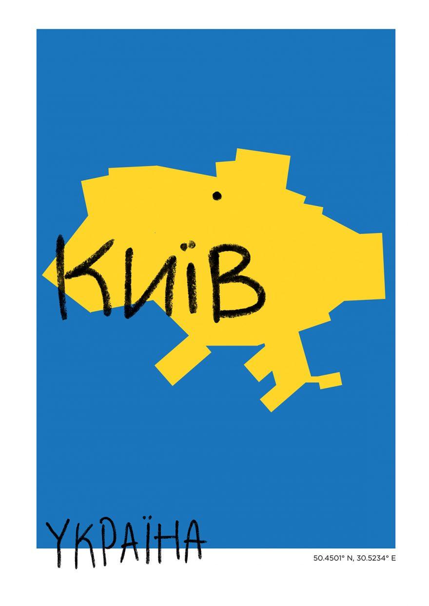 Kiev Map